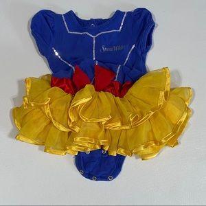 🍀3/$25 Snow White Infant Costume